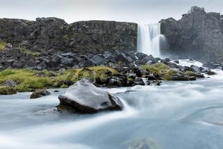 Oexarafoss -Island-