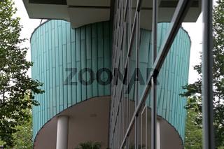 Moderne Architektur in Braunschweig