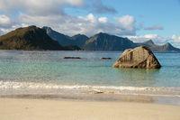 Haukland beach, Lofoten