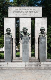 Denkmal der Republik in Wien