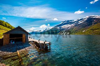 Beautiful Nature Norway.