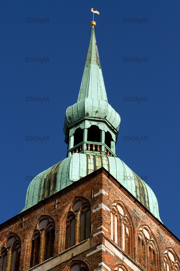 Church Nikolaikirche 001. Stralsund