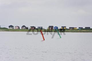 Strandhäuser auf Ärö