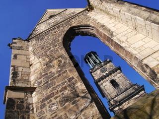 Hannover - Mahnmal Aegidienkirche