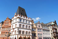 Glimpse of Trier, Germany