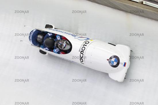 Alexander Kasjanov BMW IBSF World Cup Koenigssee 2016