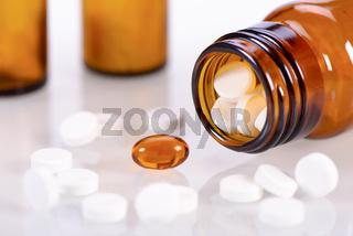 Alternativmedizin mit Homöopathie