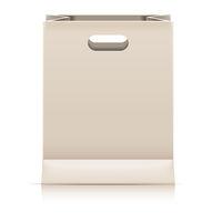 brown Paperbag template