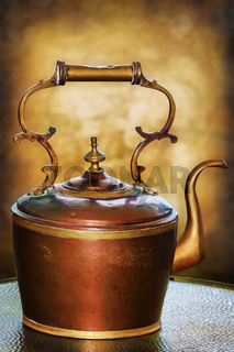 Old Brown Kettle