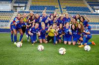 Mannschaftsfoto FF USV Jena