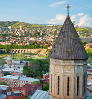 Tbilisi religious architecture, Georgia