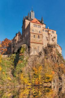 Burg Kriebstein   Kriebstein Castle