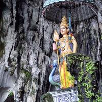 Batu Cave, Kuala Lumpur - Malaysia