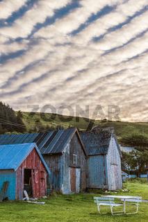 Hütten in Norwegen, Norway