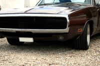Muscle Car Oldtimer