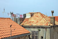 Today is washday(Dubrovnik)