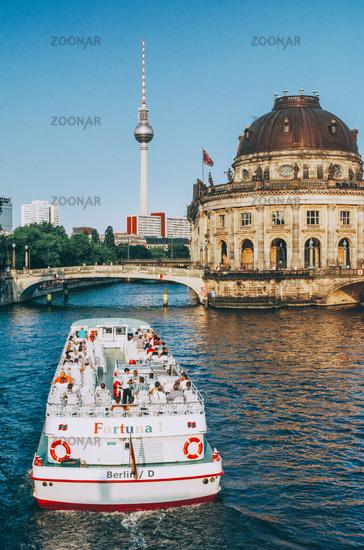 Berlin Museumsinsel , Museum Island
