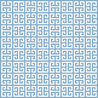 greek geometric pattern