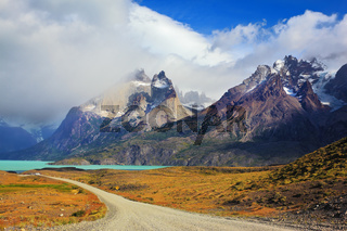 National Park Torres del Paine, Patagonia