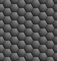 dark hexagon pattern