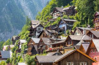 Hallstat Village Austria