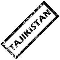 TAJIKISTAN stamp