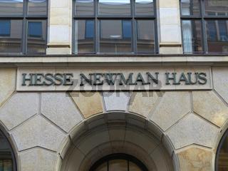 'Hesse Newman Haus' in Hamburg