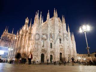 Milan Cathedral, Duomo. Italy