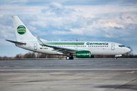 GERMANIA BOEING 737