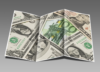 US Dollar und Euro | U.S. Dollar and Euro