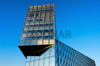 JTI Gebäude, Sitz von Japan Tobacco International, Genf, Schweiz