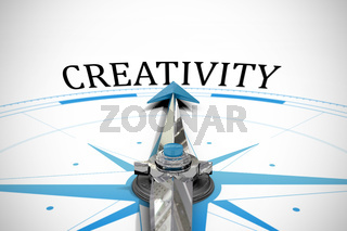 Creativity against compass