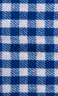 Blue textureStriped fabric