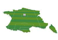 Map France Soccerfield