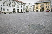 Little Market Square Cracow
