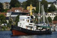Tug Boat Flensburg