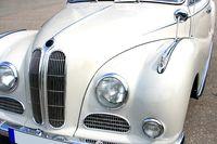 vintage silver Oldtimer