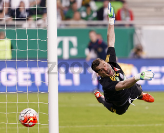 Ferencvaros - DVSC Hungarian Cup semi-final football match