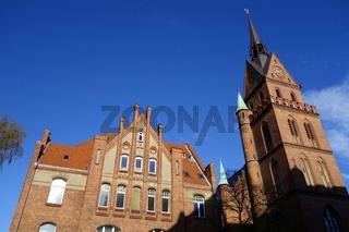 Propsteikirche Herz Jesu in Luebeck