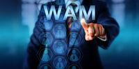 Recruitment Manager Pressing WAM Onscreen