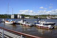 Boats in Waterford