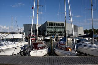 Hafen Kulturöen Middelfart