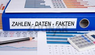Zahlen und Daten und Fakten