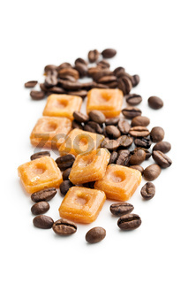 coffee candies
