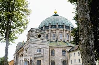 Dom zu St.Blasien Schwarzwald Deutschland