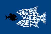 Abstract fish4
