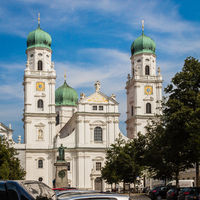 Dome St. Stephan in Passau