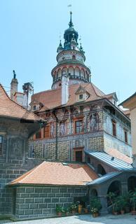 Cesky Krumlov (Czech Republic)