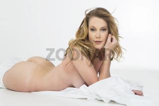 Nude Figure Model