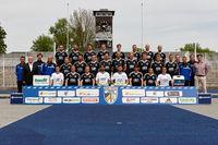 FC Carl Zeiss Jena Mannschaftsfoto